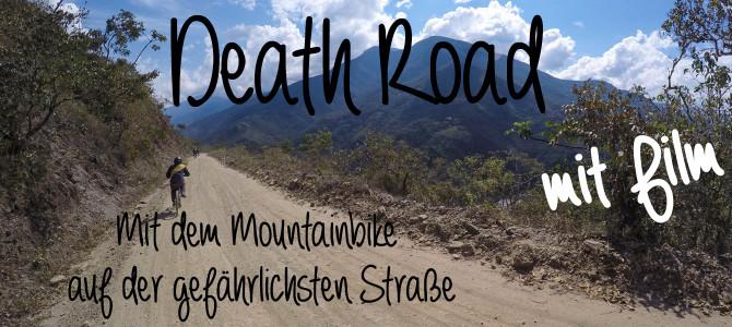Death Road: Downhill-Mountainbiketour auf der gefährlichsten Straße der Erde – mit Film
