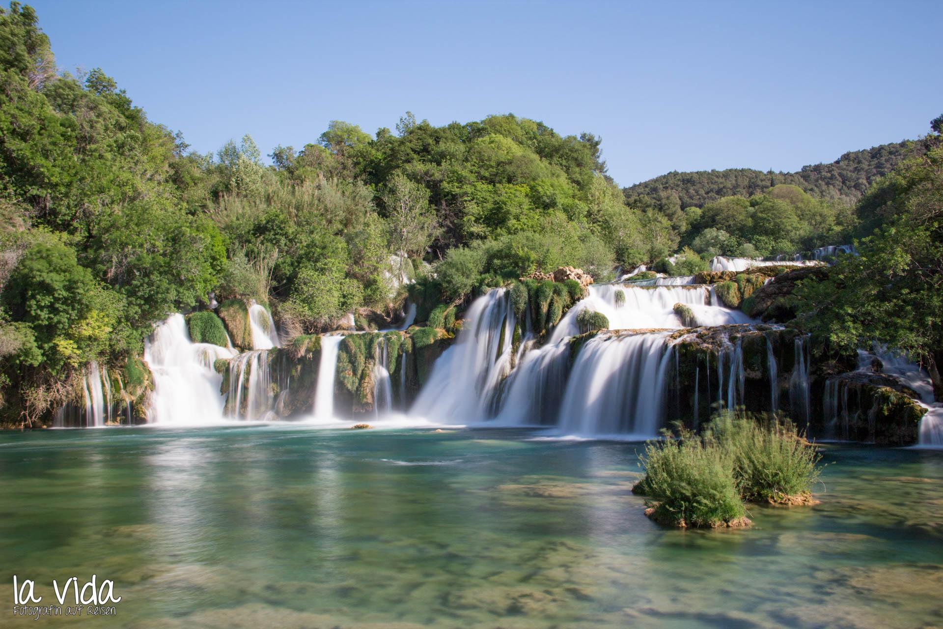 Lieblingsbild_Krka-Wasserfälle