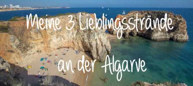 Meine 3 Lieblingsstrände an der Algarve