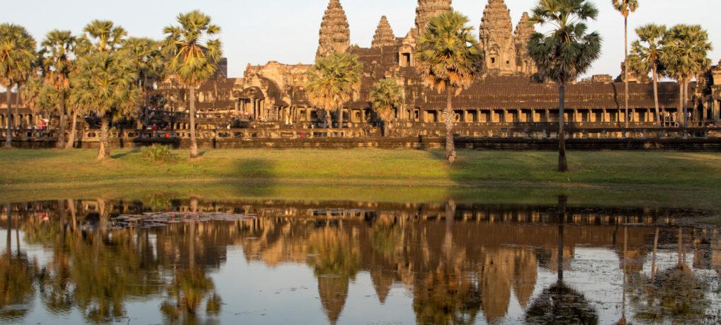 Kambodscha 2018