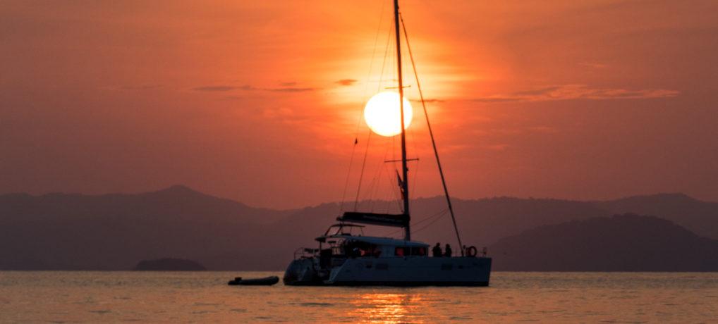 Segeln in Thailand 2019